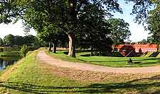 Photo of the Kastellet (Frederikshavn Citadel)