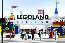 Picture of Legoland in Billund