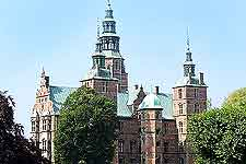 Picture of the Royal Castle (Rosenborg Slot)