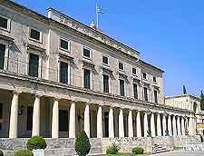 Corfu Museums and Art Galleries: Corfu, Ionian Islands, Greece