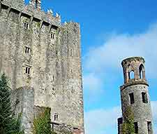 Picture of nearby Blarney Castle