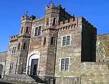 Picture of the historic City Gaol