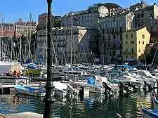 Marina photo at Bastia