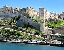 Corsica Tourist Attractions and Sightseeing Corsica Corse France