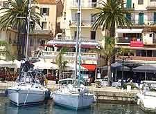 Marina picture taken at Calvi