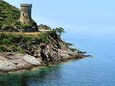 Genoese Towers photograph