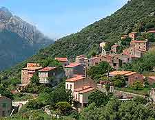 View of the Ota commune