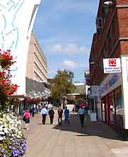 Picture of the Coventry city centre