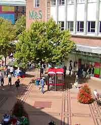 Picture of Coventry city centre