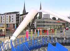 Picture of the city centre of Coventry