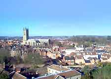 Picture of Warwick cityscape