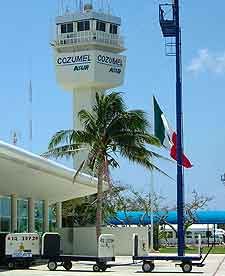Photo of Cozumel Airport