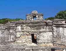 Picture of Cozumel's famous El Caracol