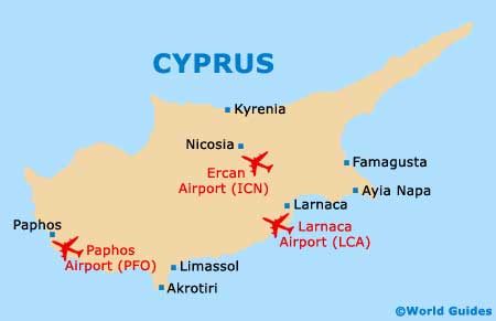 Kyrenia Maps and Orientation Kyrenia Cyprus