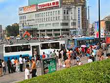 Picture of central Dalian accommodation