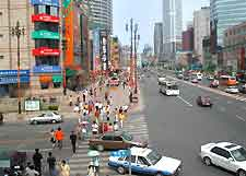 Photo of accommodation in Dalian city centre