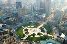 Photo of Zhongshan Square