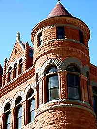 Dallas Old Red Courthouse photograph