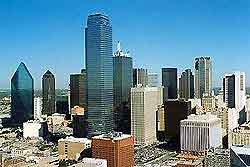 Dallas skyscrapers image