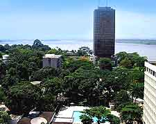 Further view of the Grand Hotel Kinshasa complex