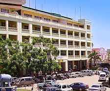 Lubumbashi city centre photo