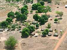 Central African Republic scenic view