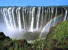 Image of Victoria Falls in Zambia