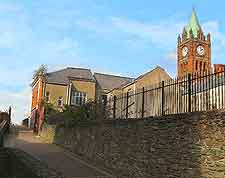 Derry Tourist Attractions and Sightseeing Derry County Londonderry