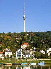 Photo of the Fernsehturm Wachwitz (TV Tower)