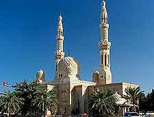 Image of the Jumeirah Mosque