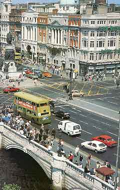 Dublin Information and Tourism