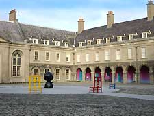 Image of the Irish Museum of Modern Art (IMMA)