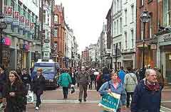 Dublin Shopping