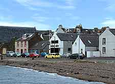 Broughty Ferry Beach view