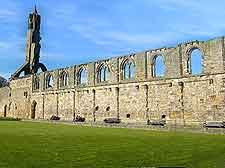 Photo of ruins at St. Andrews, Dundee