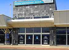 Photo of Durban International Airport (DUR) terminal
