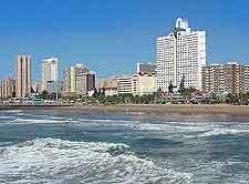 Durban coastal photo