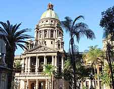 Picture of Durban's city hall
