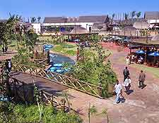 Further picture of the uShaka Marine World