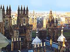 Edinburgh Information and Tourism