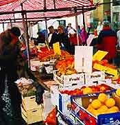 Edinburgh Markets