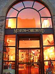 Museum of Childhood photograph