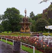 Edinburgh Parks and Gardens