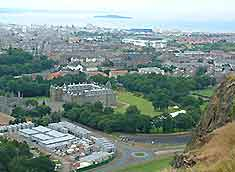 Edinburgh Travel and Transport