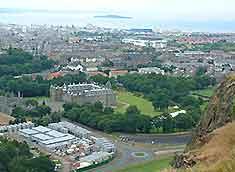 Edinburgh Travel and Transport