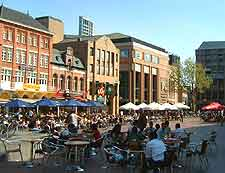 Picture of al fresco dining in Eindhoven
