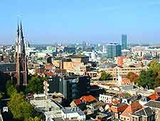 Eindhoven Information and Tourism: Photo of the skyline