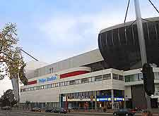 Photograph of Eindhoven's Philips Stadion football ground of PSV