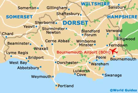 Weymouth Maps and Orientation: Weymouth, Dorset, England