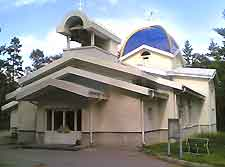Picture of Tapiola Church